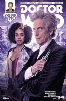 Doctor Who The Twelfth Doctor Adventures: Year Three #7 (Cover B)